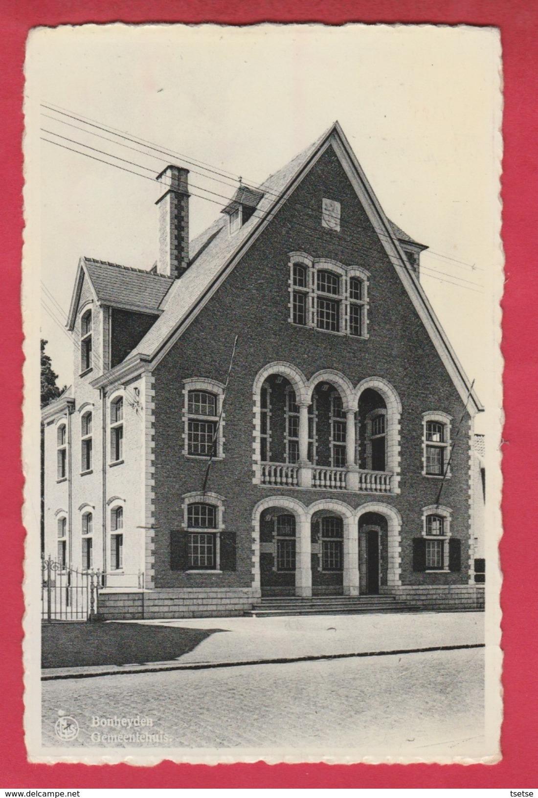 Bonheiden - Gemeentehuis- 1951  ( Verso Zien ) - Bonheiden