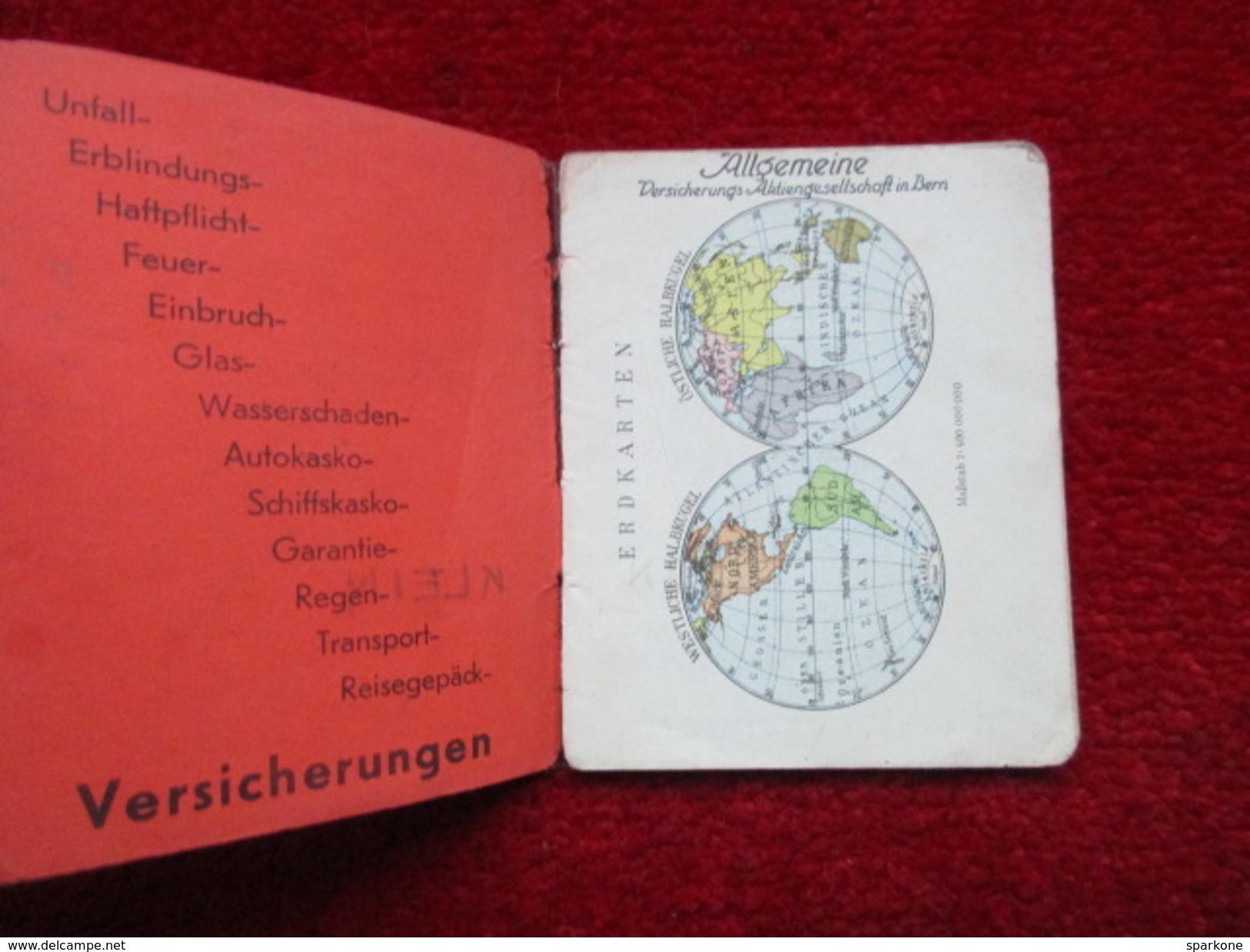 Allgemeine Versicherung Aktiengesellschaft In Bern / Klein Atlas - Atlas