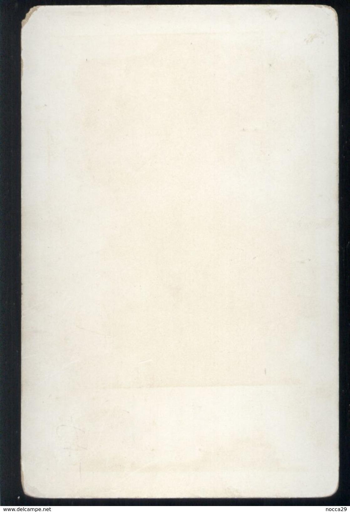 BELGIO - GAND - GENT - ANTICA FOTO ORIGINALE ALL'ALBUMINA FINE '800 SU CARTONCINO DOPPIO - MAISON DES TISSERANDS - Gent