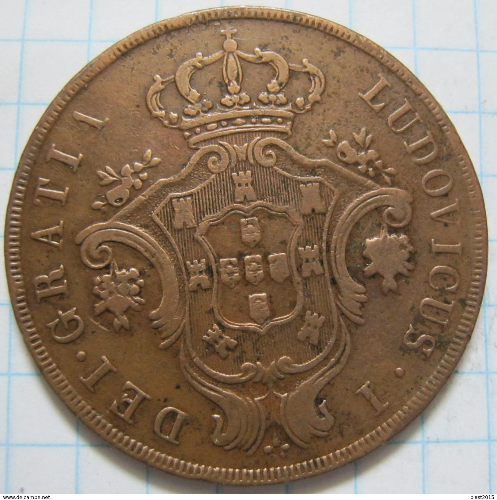 Azores 20 Reis 1866 - Azores