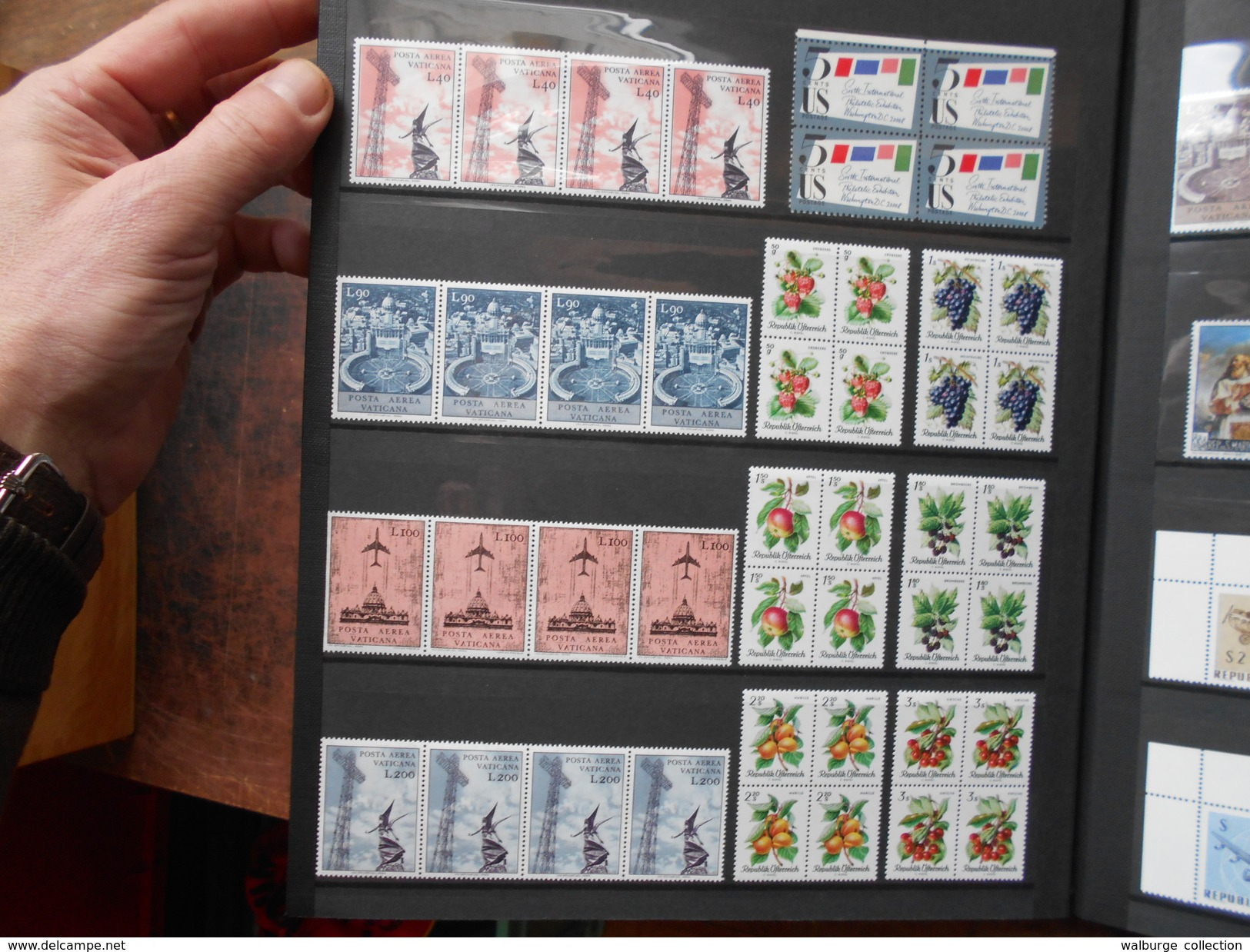DEPART 1 EURO ! BELGIQUE (MAJORITES) + EUROPE TOUT EN NEUF ET BLOCS DE 4. (1909) 2 KILOS 300 - Collections