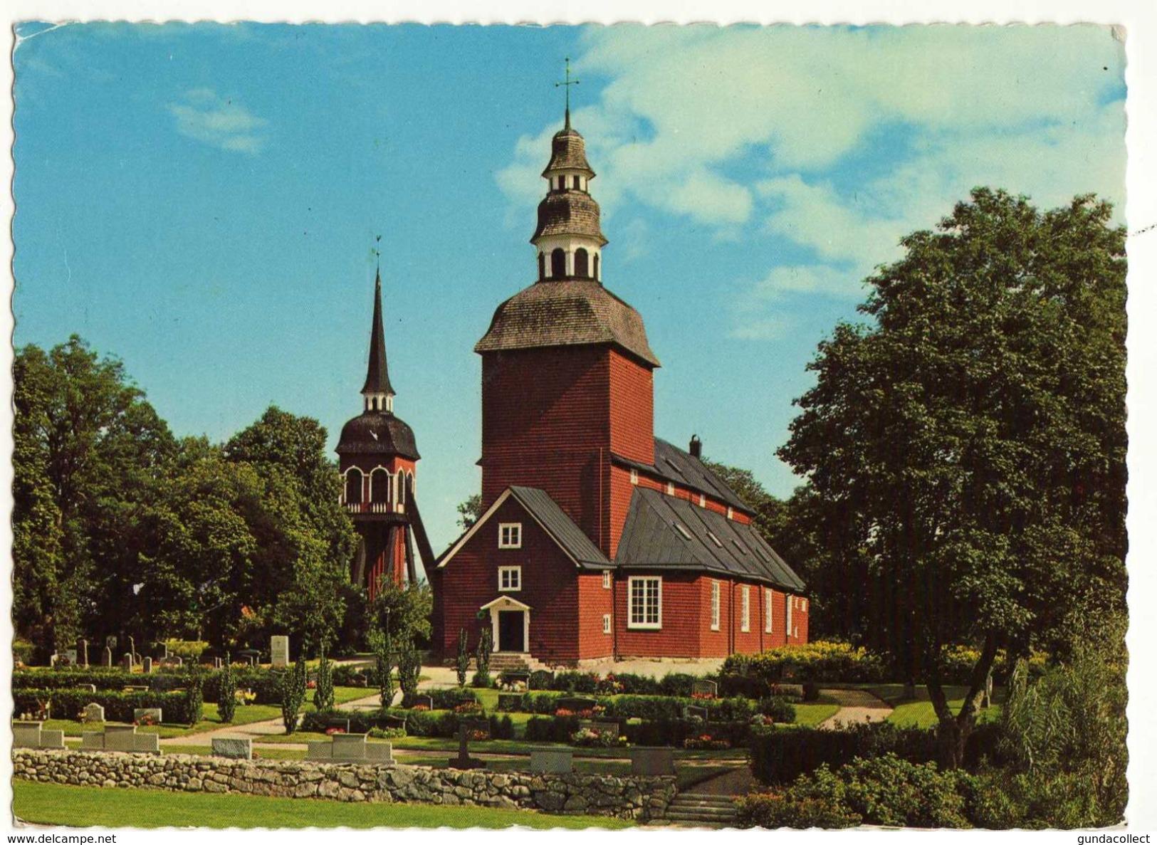 Habo Kyrka / Church - Sweden