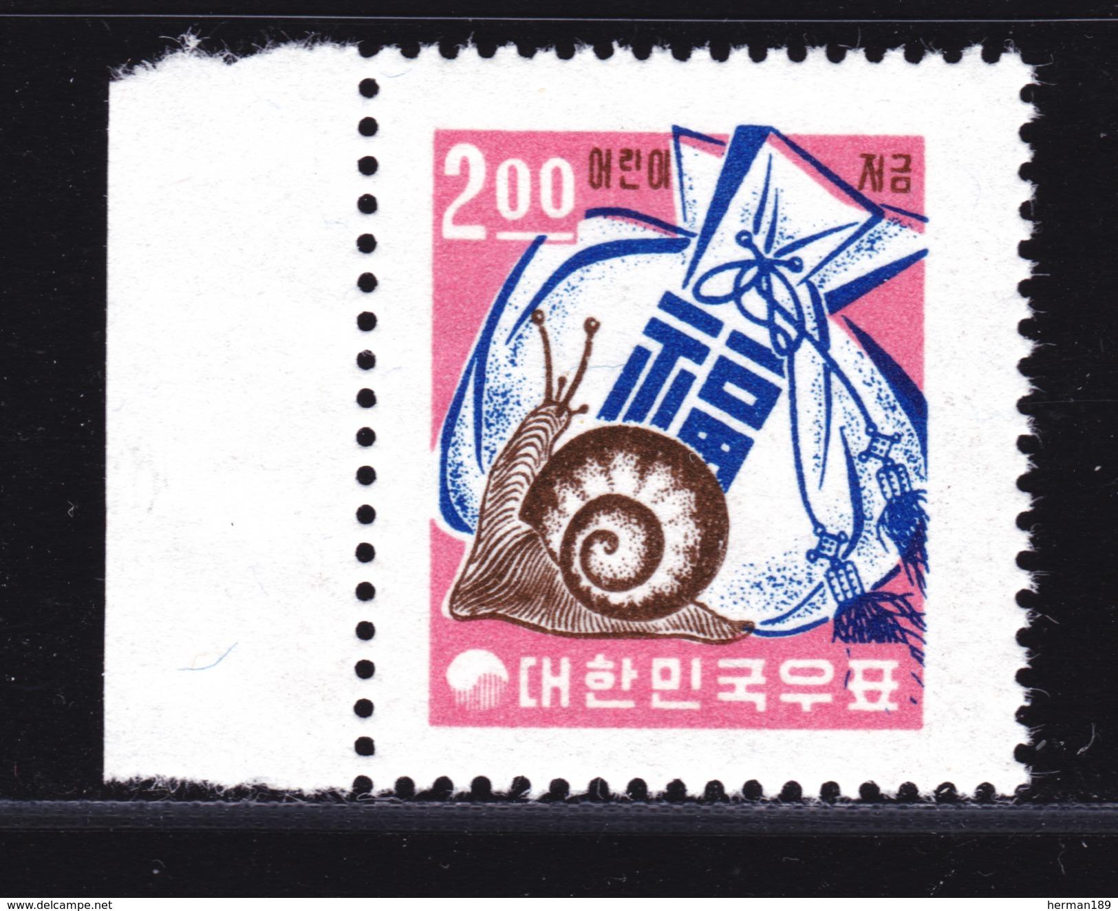 COREE DU SUD N°  346 ** MNH Neuf Sans Charnière, TB  (D1802) - Corée Du Sud