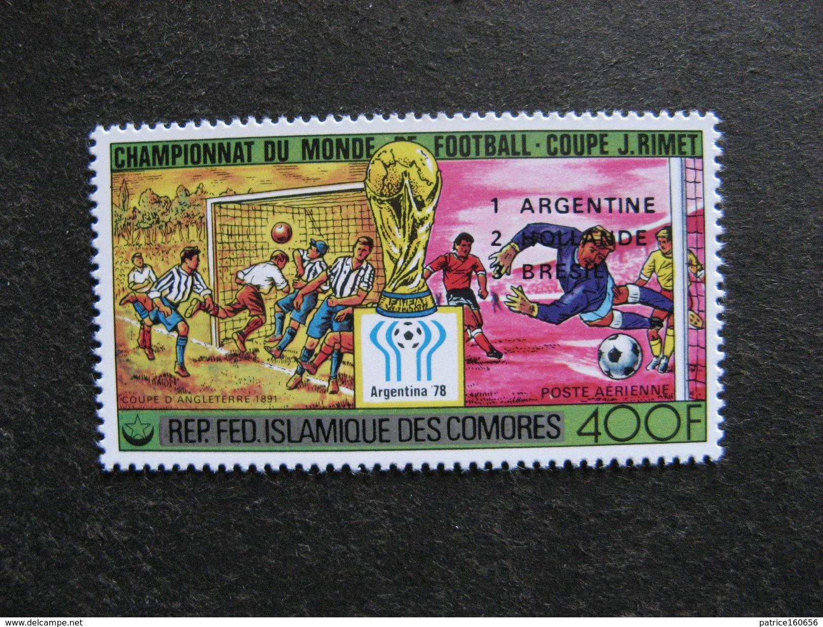 Comores: PA N° 154, Neuf XX. - Comores (1975-...)