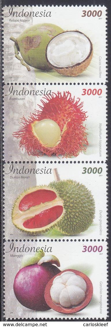 Indonesia - Indonesie New Issue 16-10-2017 (Serie) - Indonesia