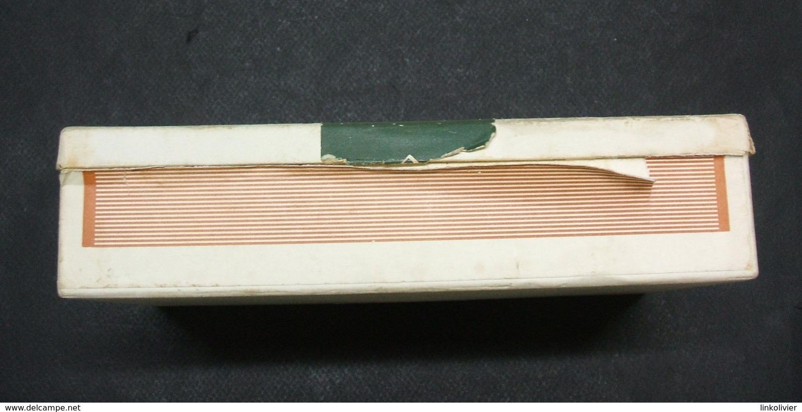 BOITE Carton 50 Cigares Vide VOLTIGEURS - SEITA Régie Française - Contenitore Di Sigari