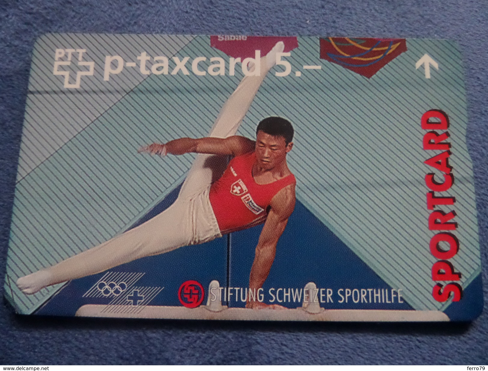 Taxkarten - Svizzera