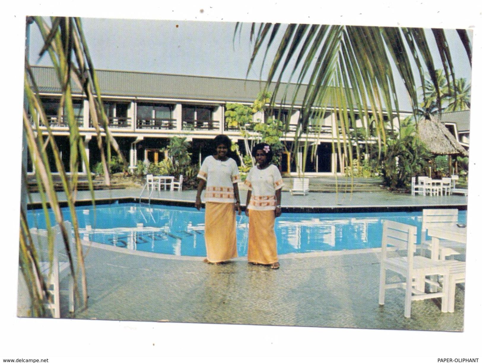 FIJI - SUVA, Travellodge Hotel - Fidschi