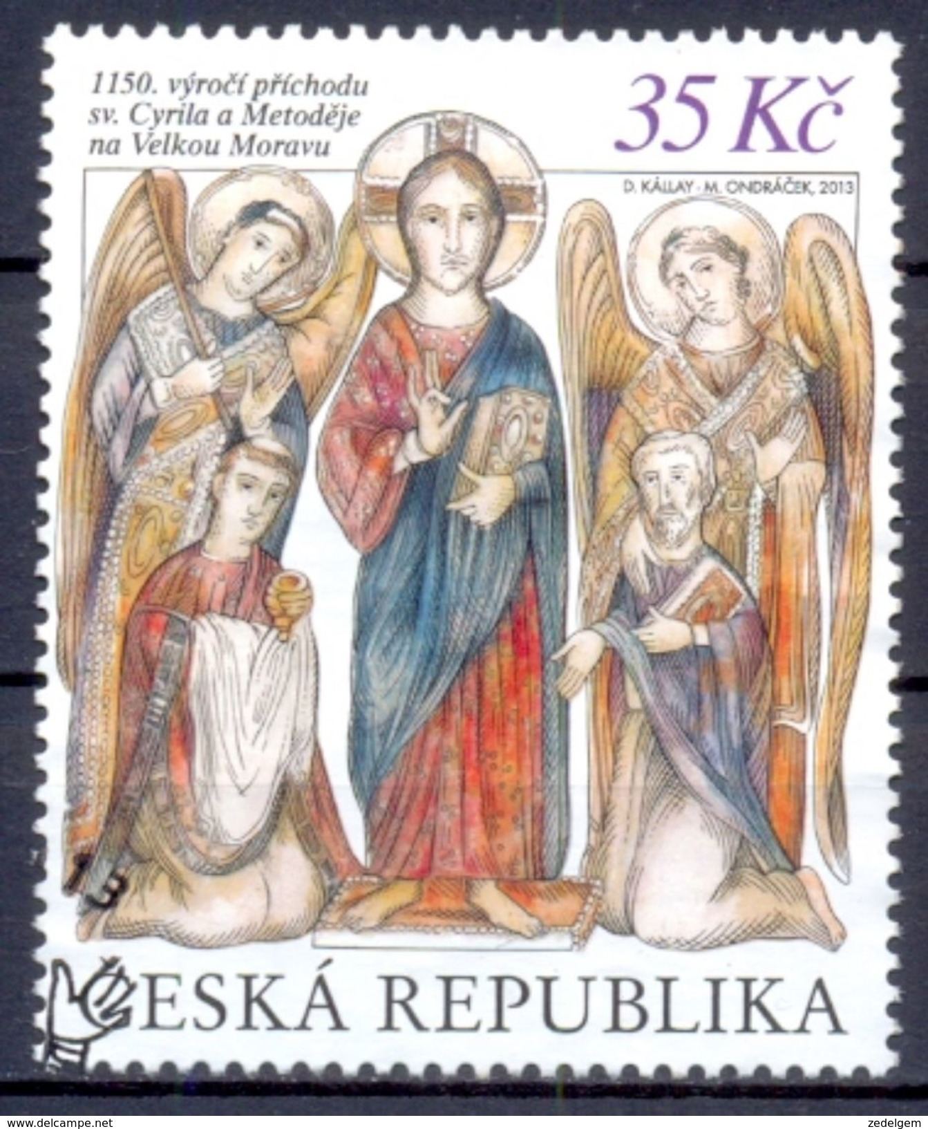 CESKA     (COE 065) - Oblitérés