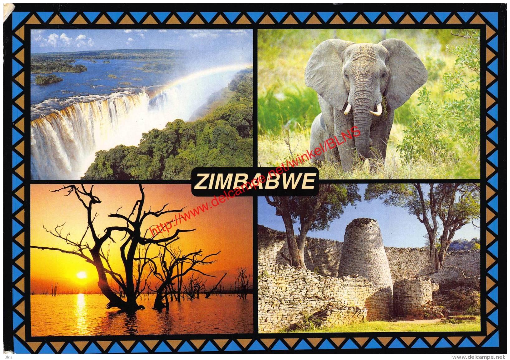 Victoria Falls - Zimbabwe - Zimbabwe