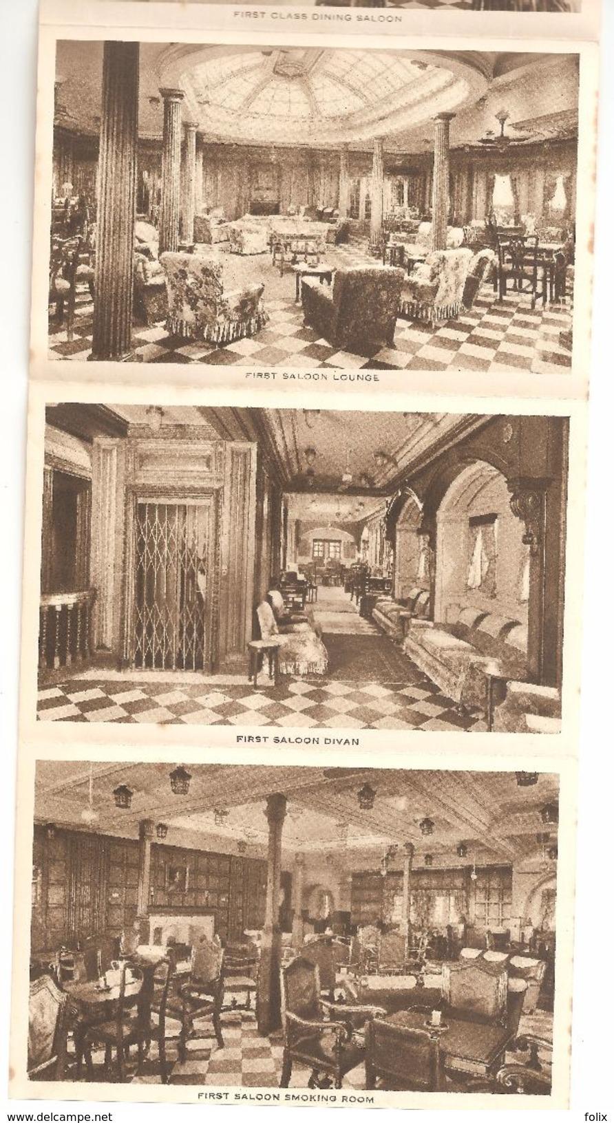 Peninsular & Oriental Steam Navigation Company - S.s. Naldera Letter Card - Boot / Bâteau / Schiff / Boat - Paquebots