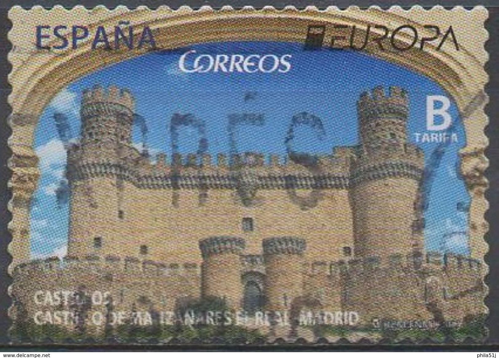 ESPAGNE  N°4859__OBL VOIR  SCAN - 1931-Today: 2nd Rep - ... Juan Carlos I