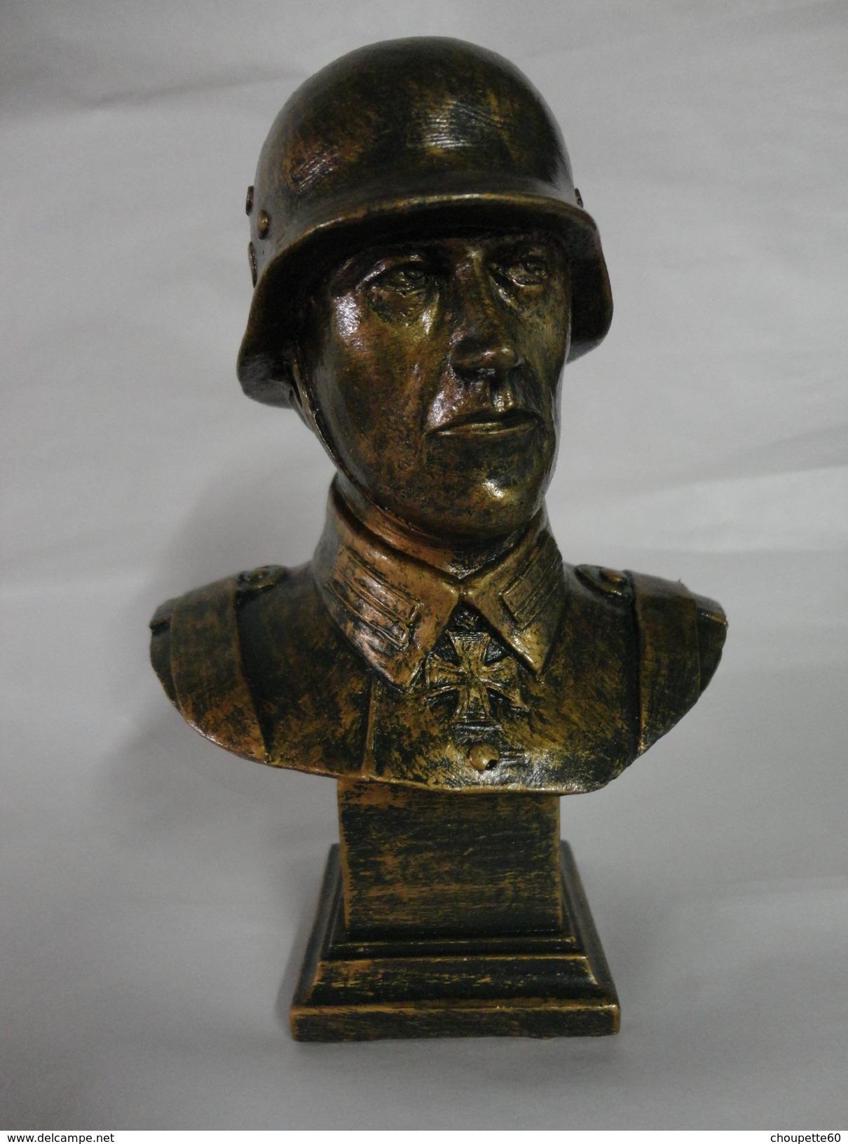 Buste Soldat Allemand 39/45 - 1939-45