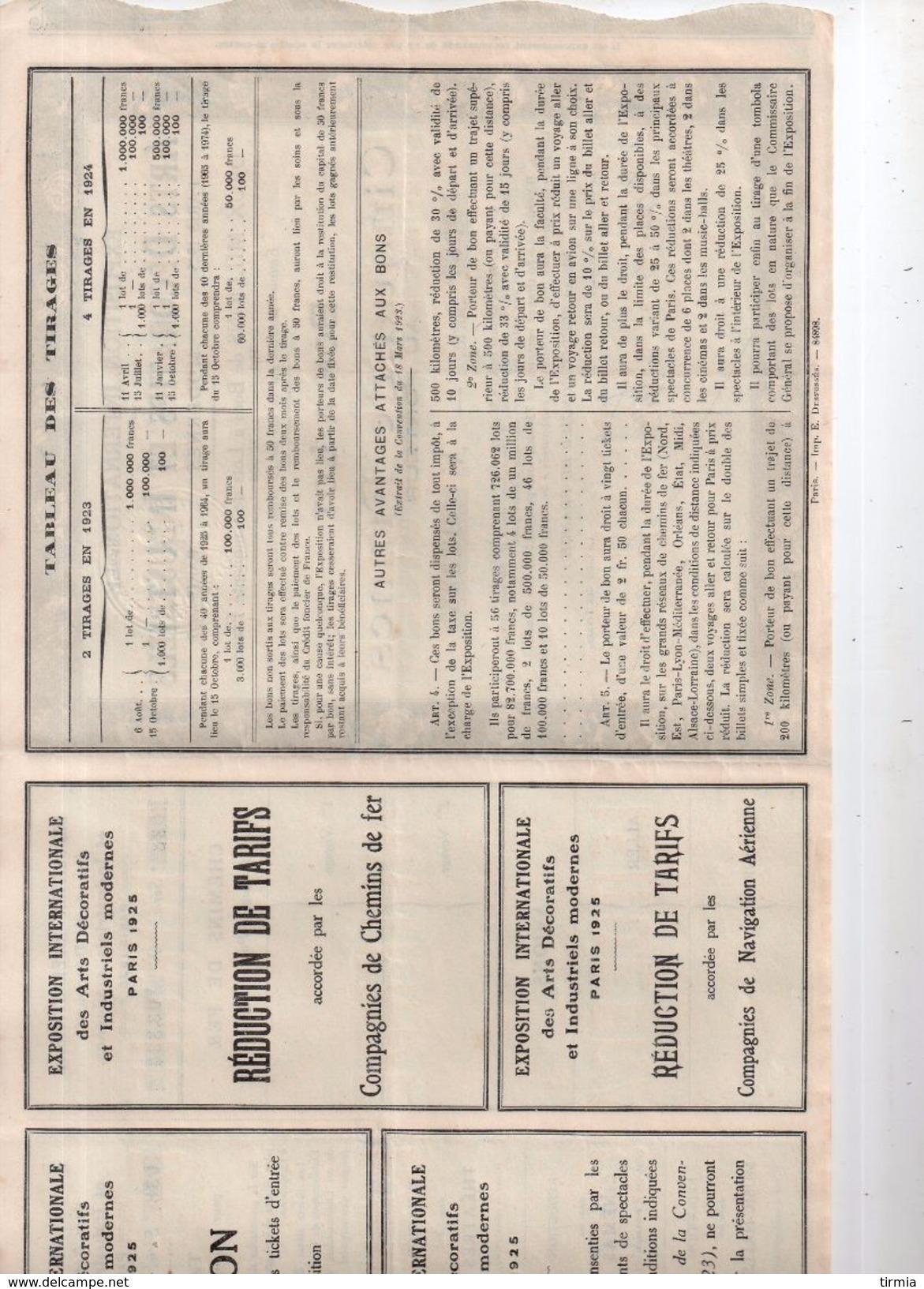 Arts Décoratifs Et Industriels - 1925 - Textile