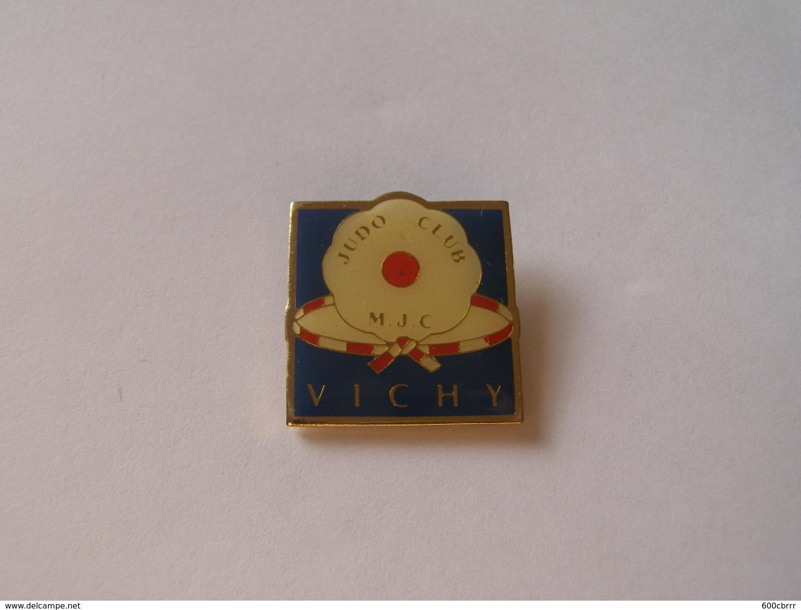 Pins Judo Club Vichy M.J.C - Judo