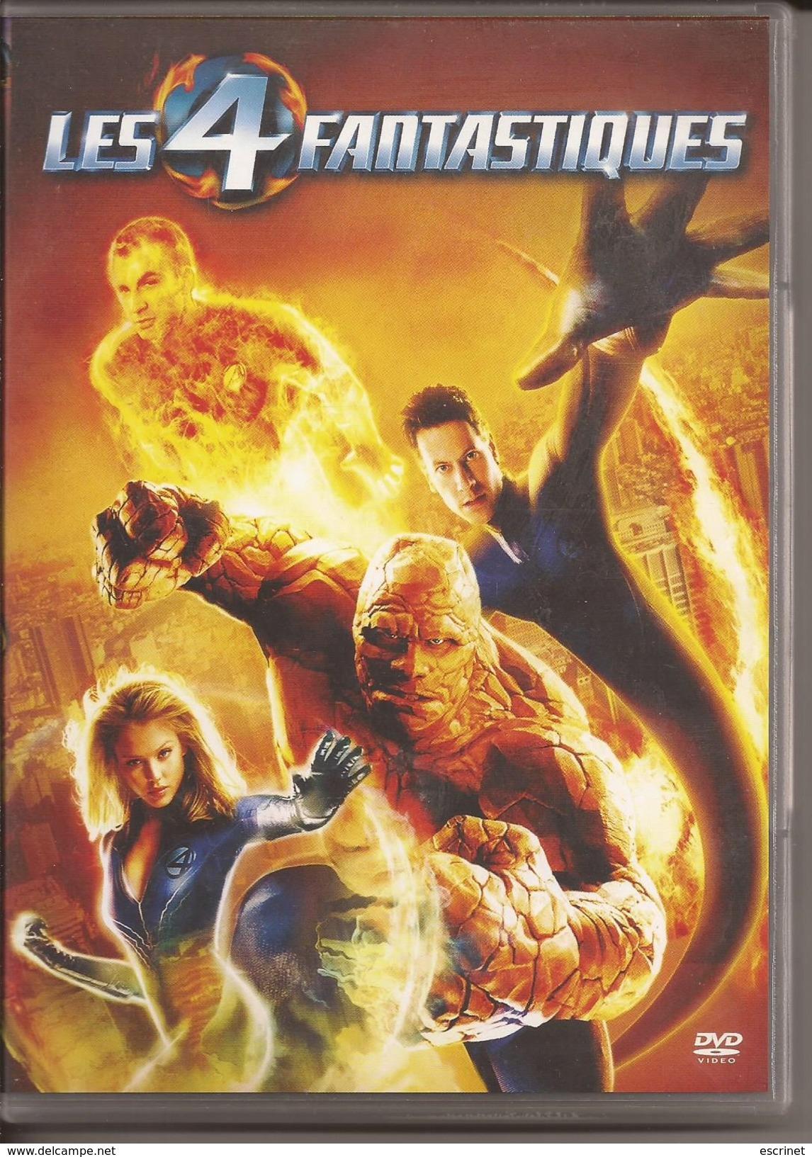 Les 4 Fantastiques - Science-Fiction & Fantasy