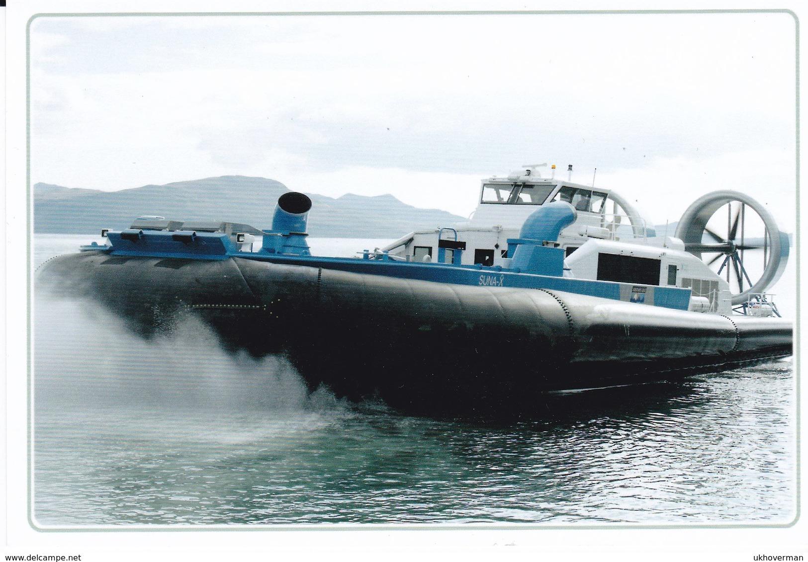 HOVERCRAFT>>BHT-130>ALASKA - Hovercrafts