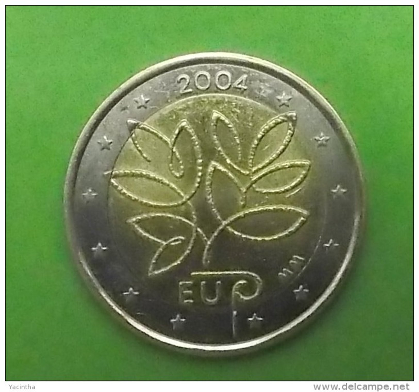 @Y@  Finland  2 Euro 2004   Commemorative - Finnland