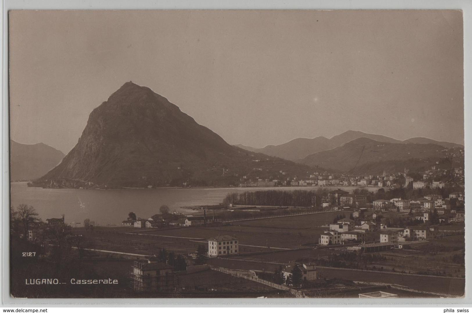 Lugano - Casserate - Photo: Perrochet - TI Tessin