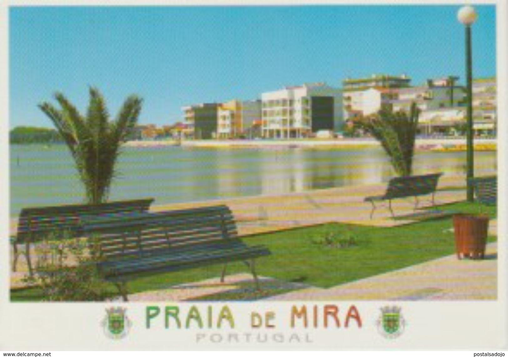 (PT438) PRAIA DE MIRA. VISTA PARCIAL DE BARRINHA - Aveiro