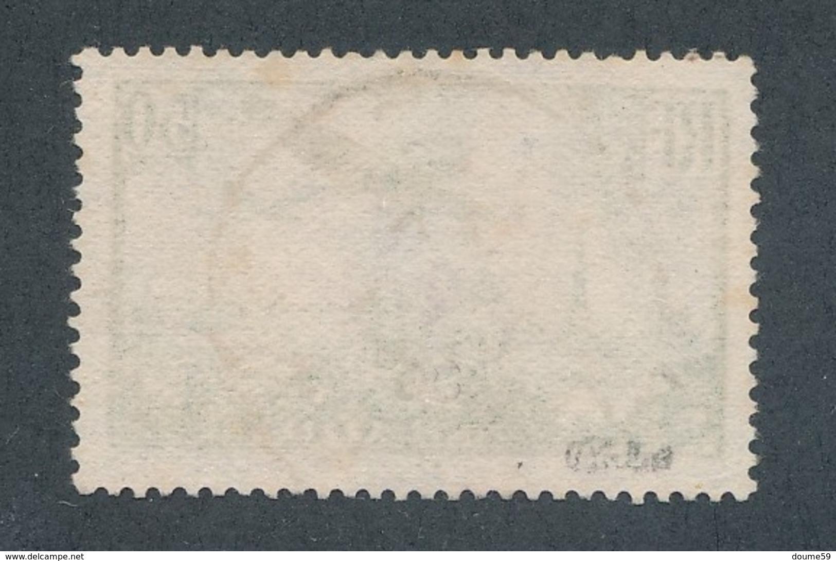 BO-83: FRANCE: Lot  Avec PA N° 14 Obl Signé Calves - Poste Aérienne