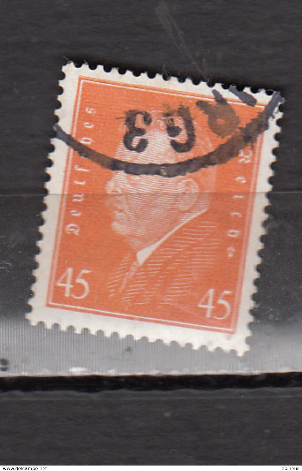 ALLEMAGNE ° YT N° 410 - Deutschland