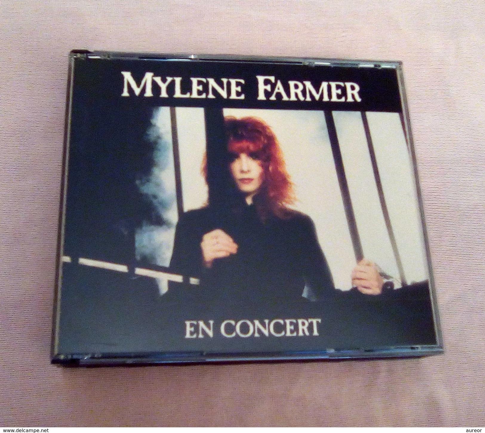 MYLENE FARMER En Concert - Andere - Franstalig