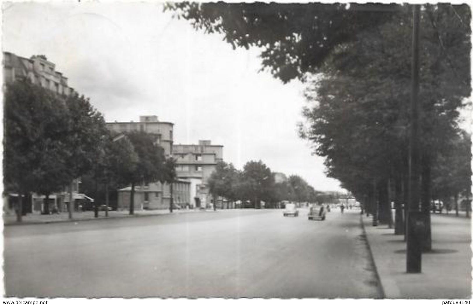 75  PARIS XX. COURS DE VINCENNES - Arrondissement: 20