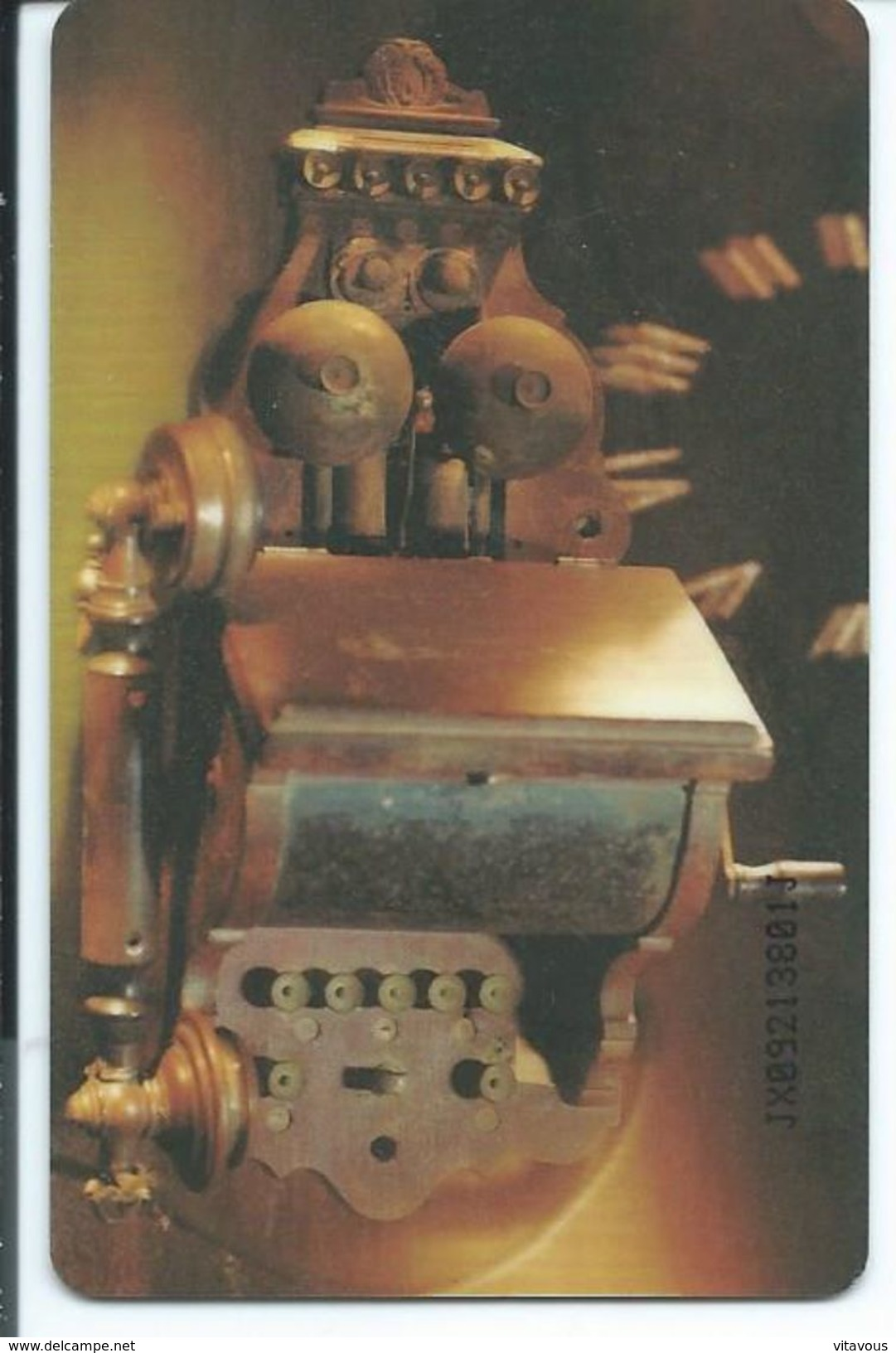 Téléphone   Télécarte Puce Phonecard  (D 180) - Téléphones