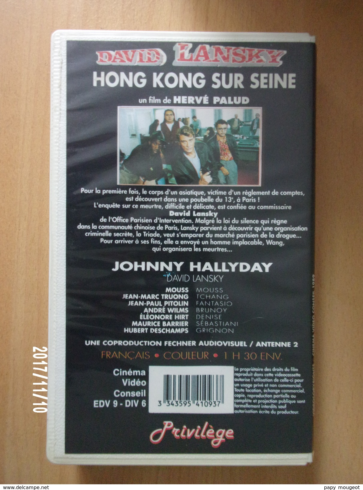 David Lansky Hong Kong Sur Seine - Comedy