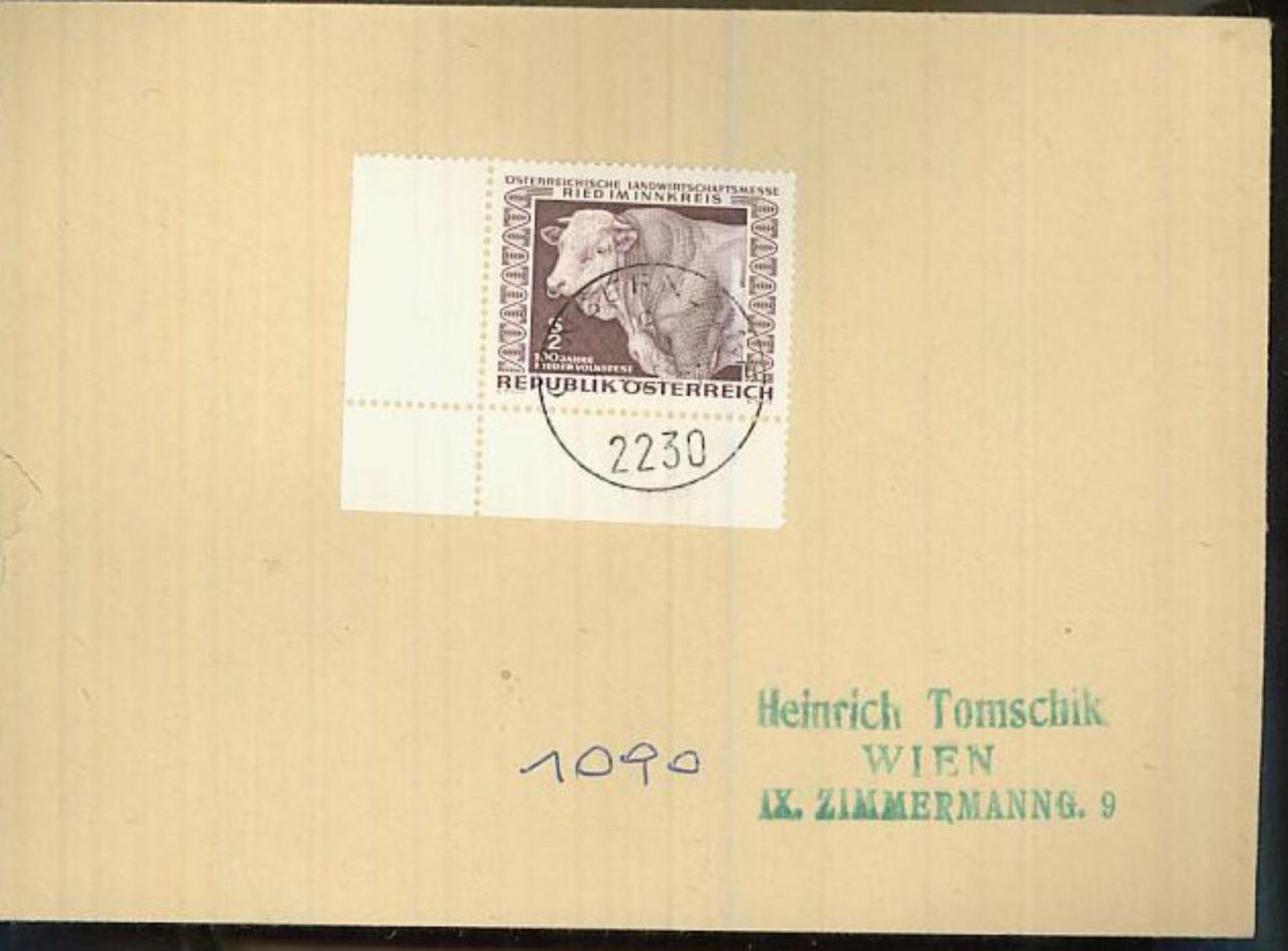 Austria/Österreich 1959 Cover - 1945-.... 2nd Republic