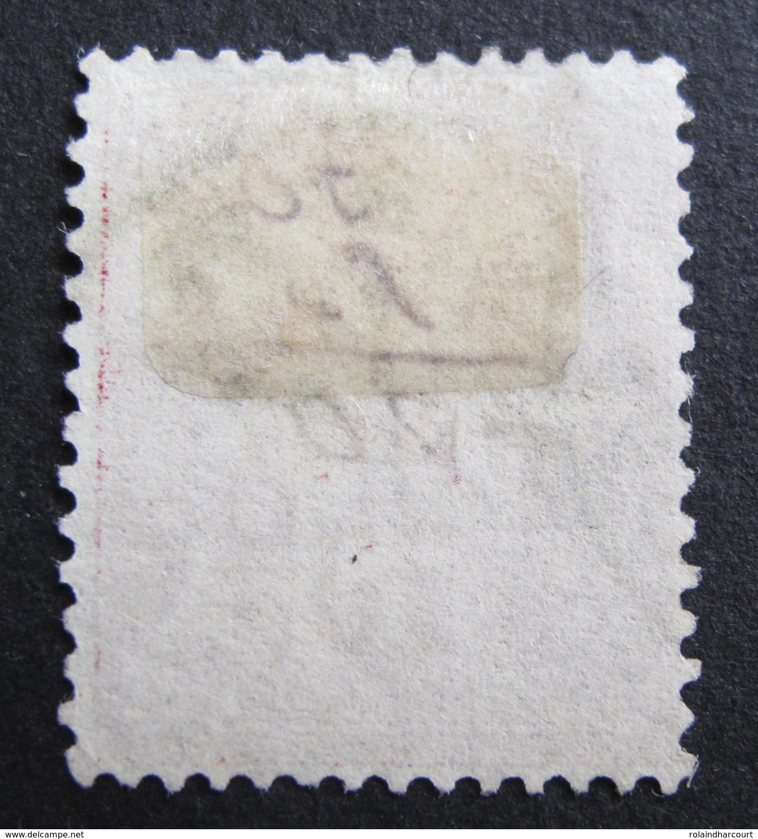 LOT R1631/1922 - SAGE Type I N°71 - CàD - 1876-1878 Sage (Type I)