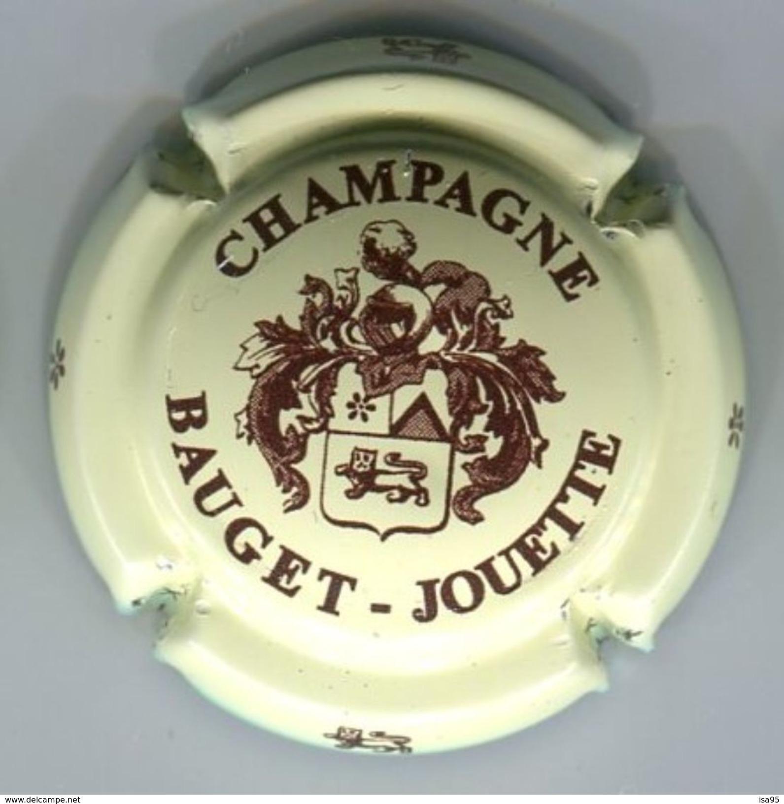 Capsule de champagne U.P.R 6. vert pâle et vert foncé LE MESNIL