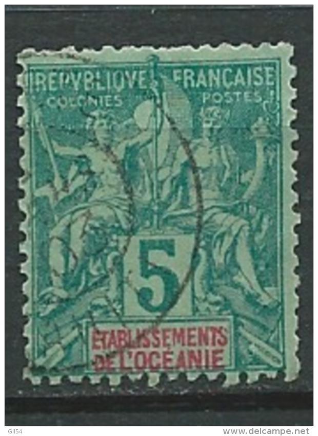 Océanie      --  Yvert N°  4  Oblitéré    - Ad 32442 - Usados