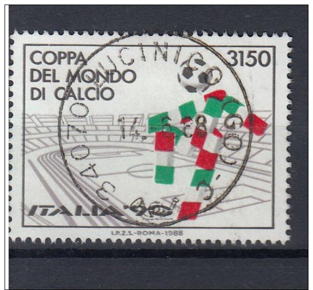 Italien (BK) Michel Cat.No. Used 2049 - 1981-90: Oblitérés