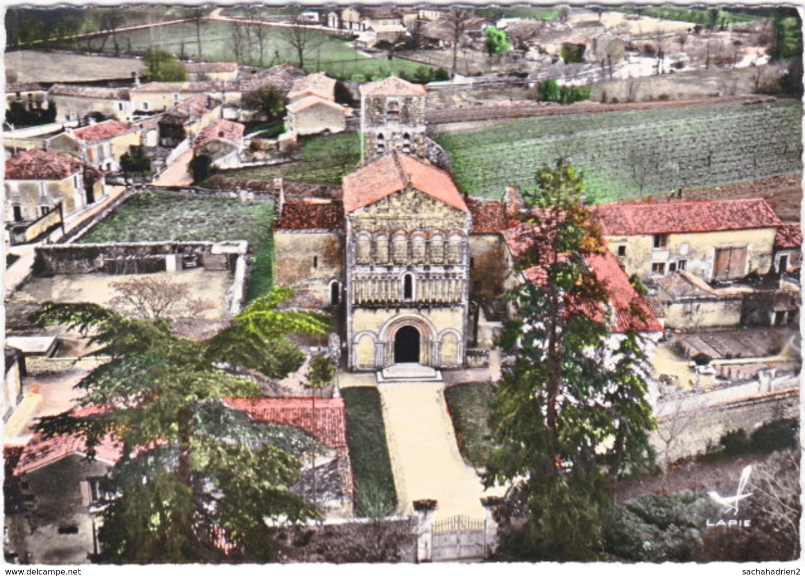 16. Gf. BOURG-CHARENTE. Eglise. Vue Panoramique Sur Cressé. 10 - Sonstige Gemeinden