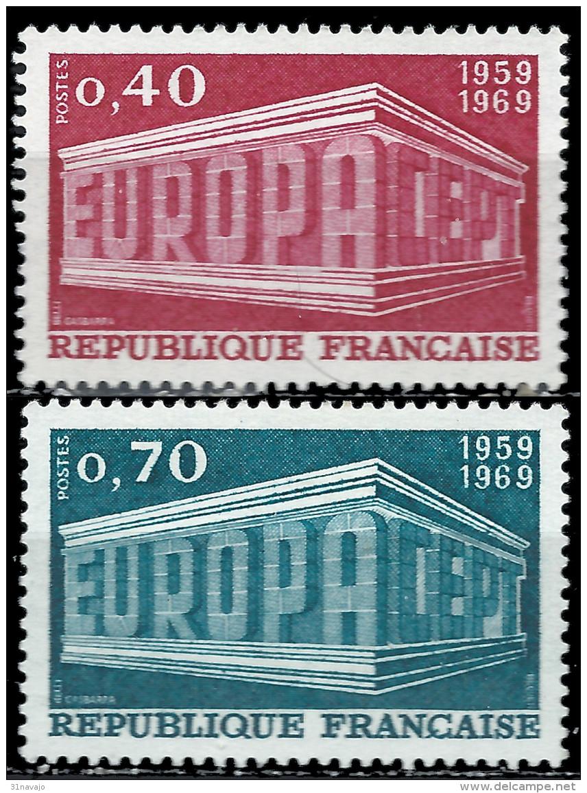 FRANCE - Europa CEPT 1969 - Ungebraucht