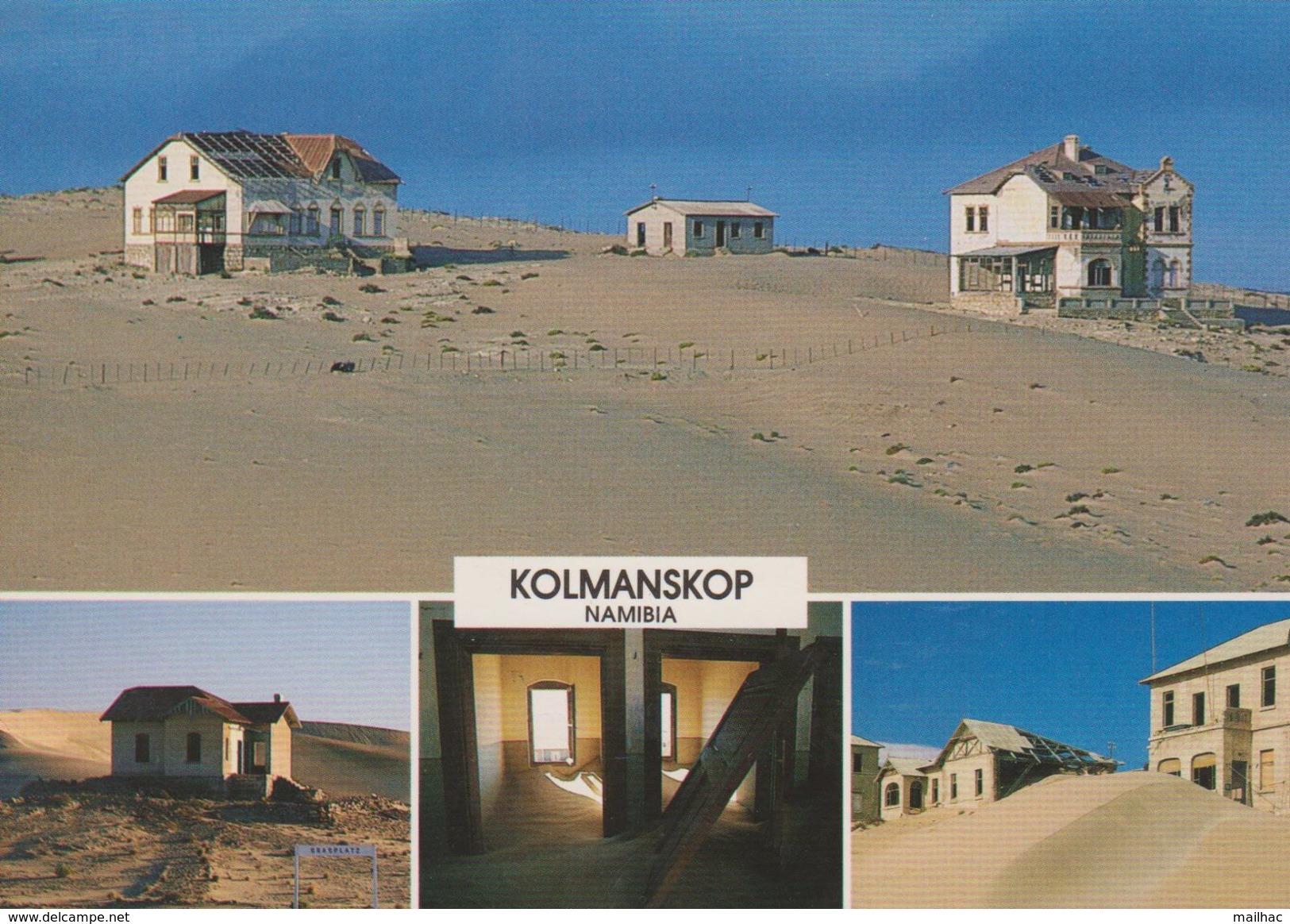 NAMIBIA - KOLMANSKOP - Ghost Town - Ville Fantôme - Namibie