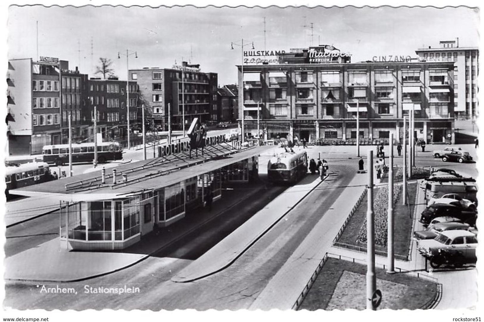 Arnhem Stationsplein - Arnhem