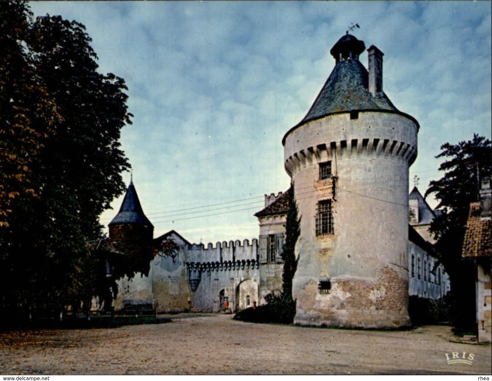 16 - LA COURONNE - Chateau De L'Oisellerie - école D'agriculture - Autres Communes