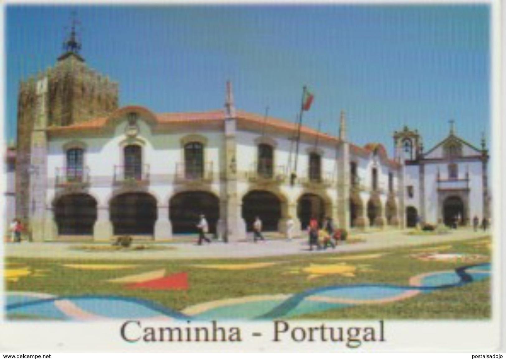 (PT466) CAMINHA . DIA DE CORPUS - Viana Do Castelo