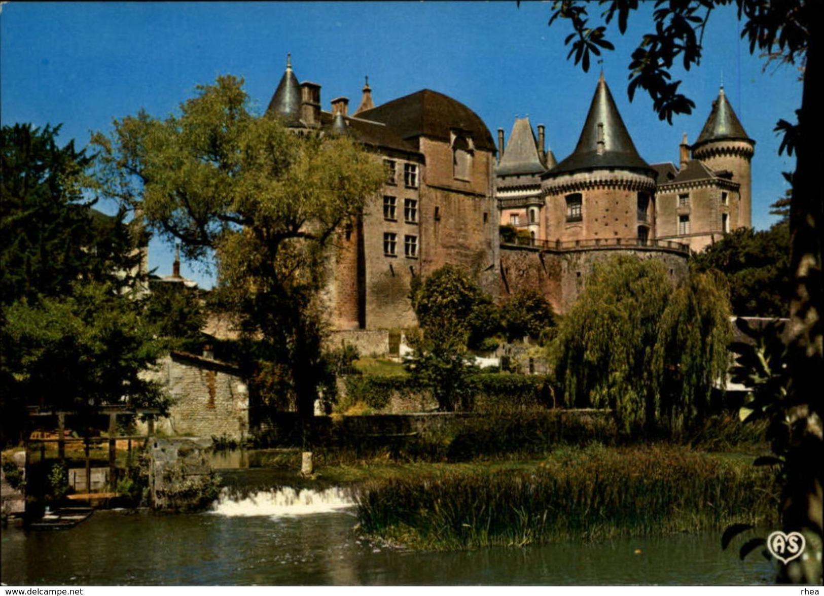16 - VERTEUIL-SUR-CHARENTE - Chateau - - France