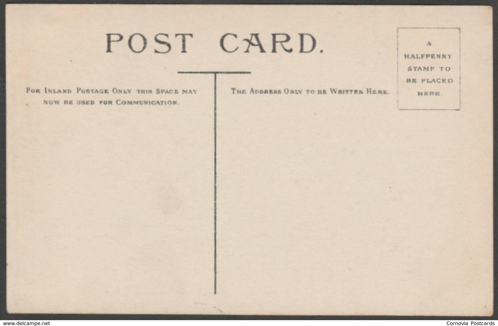 Their Majesties Visit To Sheffield, Yorkshire, 1905 - E Oswald Parkin RP Postcard - Sheffield