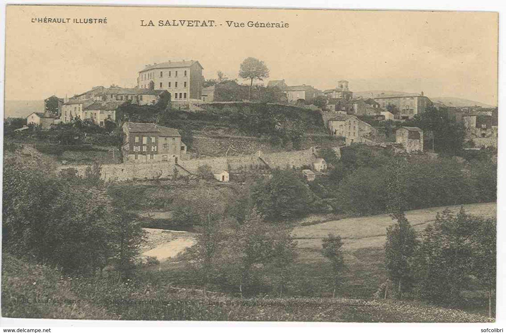 34 -- LA SALVETAT - Vue Générale - La Salvetat