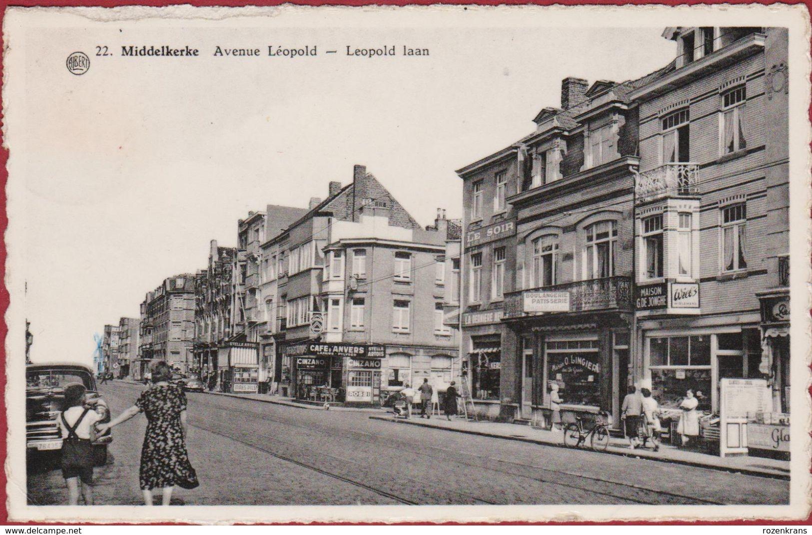 Middelkerke Avenue Leopold Leopoldlaan - Middelkerke