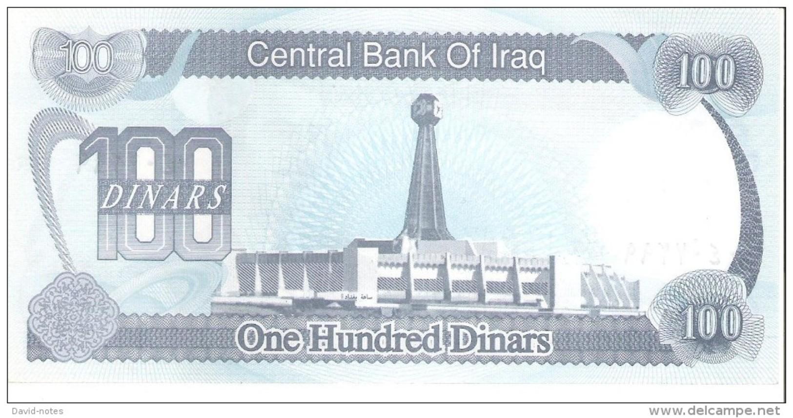 Iraq - Pick 84 - 100 Dinars 1994 - Unc - Iraq