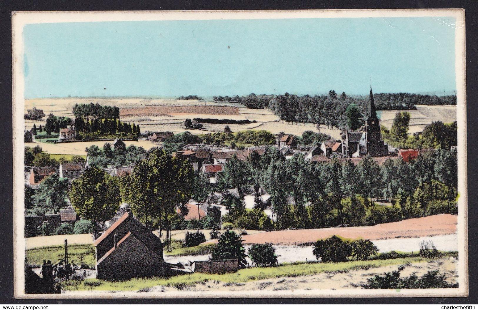 Dworp - Tourneppe. (Beersel) - Panorama West - Niet Courant - KOOPT NU MIJN VOLLEDIGE COLLECTIE DWORP 35 KAARTEN à - 20% - Beersel