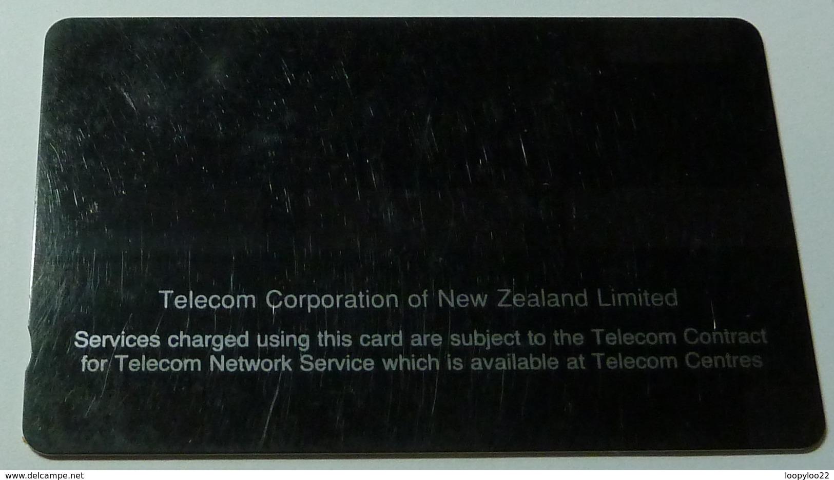 NEW ZEALAND - GPT - Engineer Tested - 3NZLA - $2 - Used - New Zealand