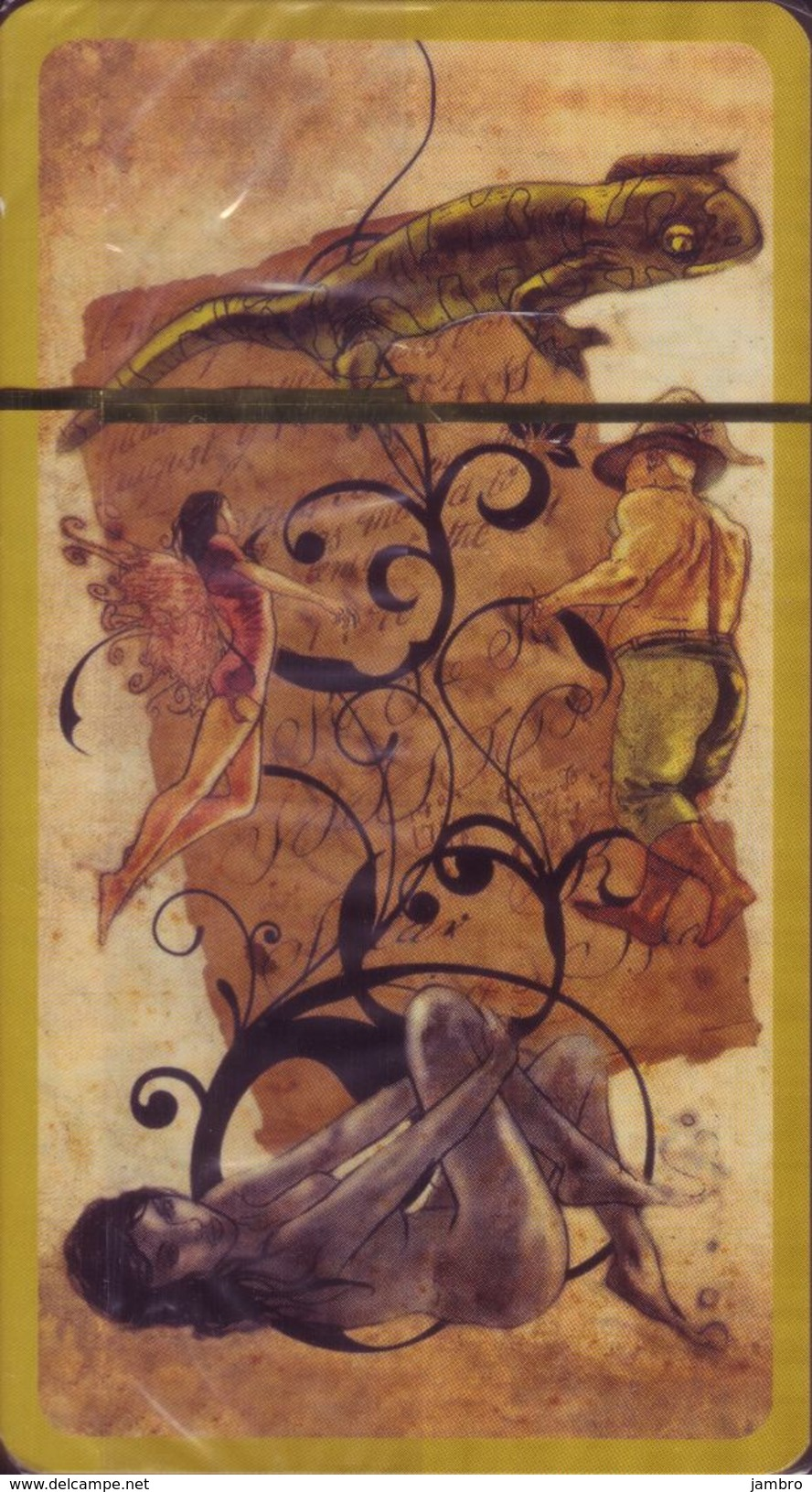 Lo Scarabeo TAROCCHI DEGLI ELEMENTI - ELEMENTS TAROT DECK - 79 Carte / Cards - Altri