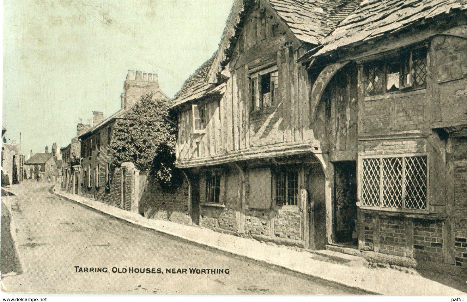UNITED KINGDOM / ROYAUME - UNI - Worthing : Tarring Old Houses - Worthing